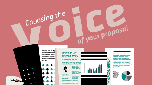 Choosing the Voice of your Proposal