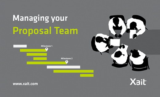 Managing your Proposal Team