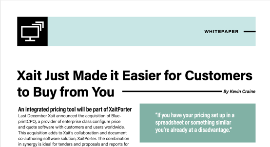 Xait Just Made it Easier for Customers to Buy from You