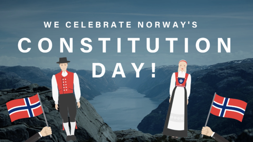 Happy National Day Norway!