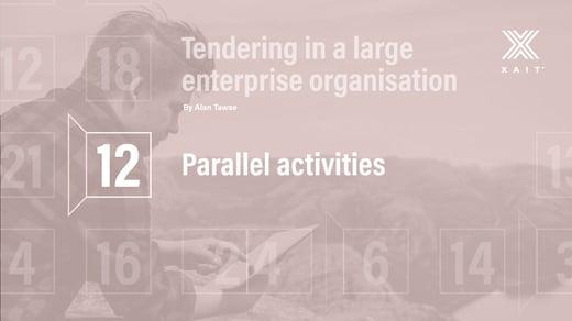 Parallel activities
