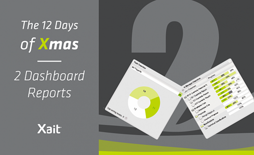 The 12 Days of Christmas: The Second Day - 2 Dashboard Reports