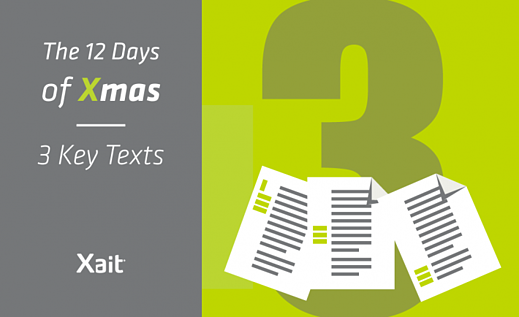 The 12 Days of Christmas: The Third Day - 3 Key Texts