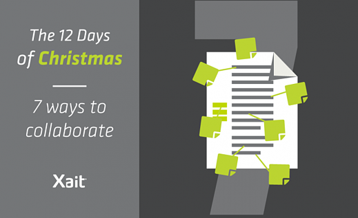 The Seventh Day: 7 ways to collaborate