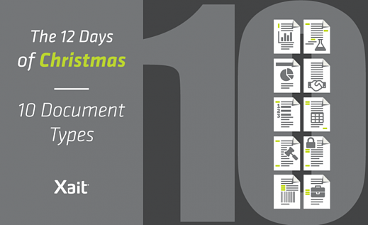 The Tenth Day: 10 Document Types