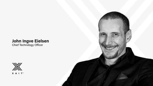 Xait welcomes John Ingve Eielsen