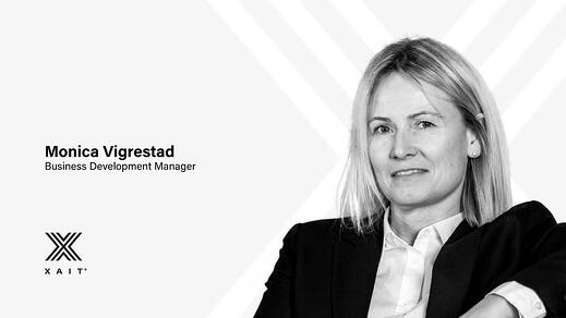 Xait welcomes new BDM, Monica Vigrestad