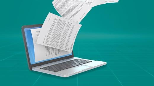 Digitizing vs digitalizing in content services