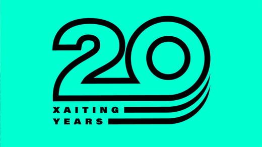 Xait 20-year anniversary!
