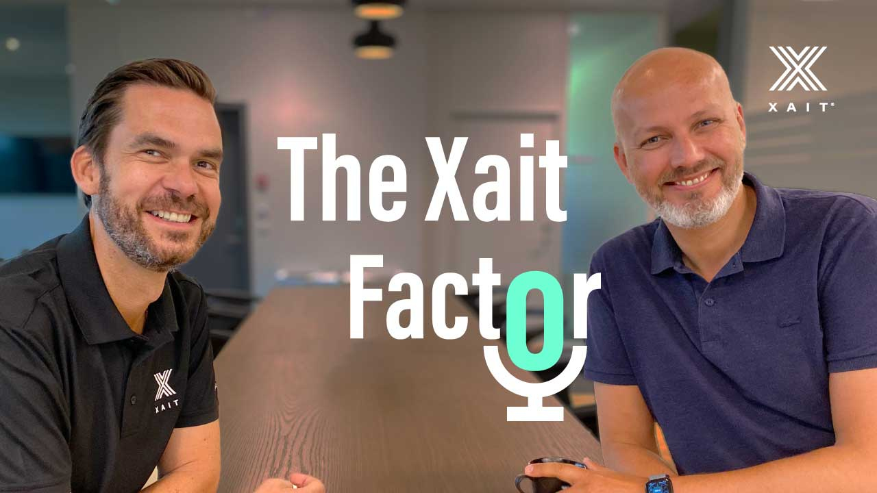 We are launching our new podcast - The Xait Factor
