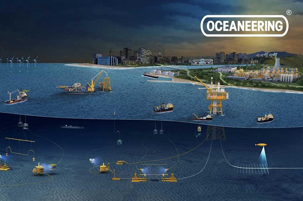Who is Oceaneering?