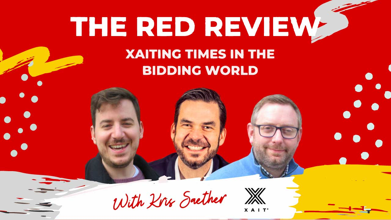 We have joined The Red Review Podcast!
