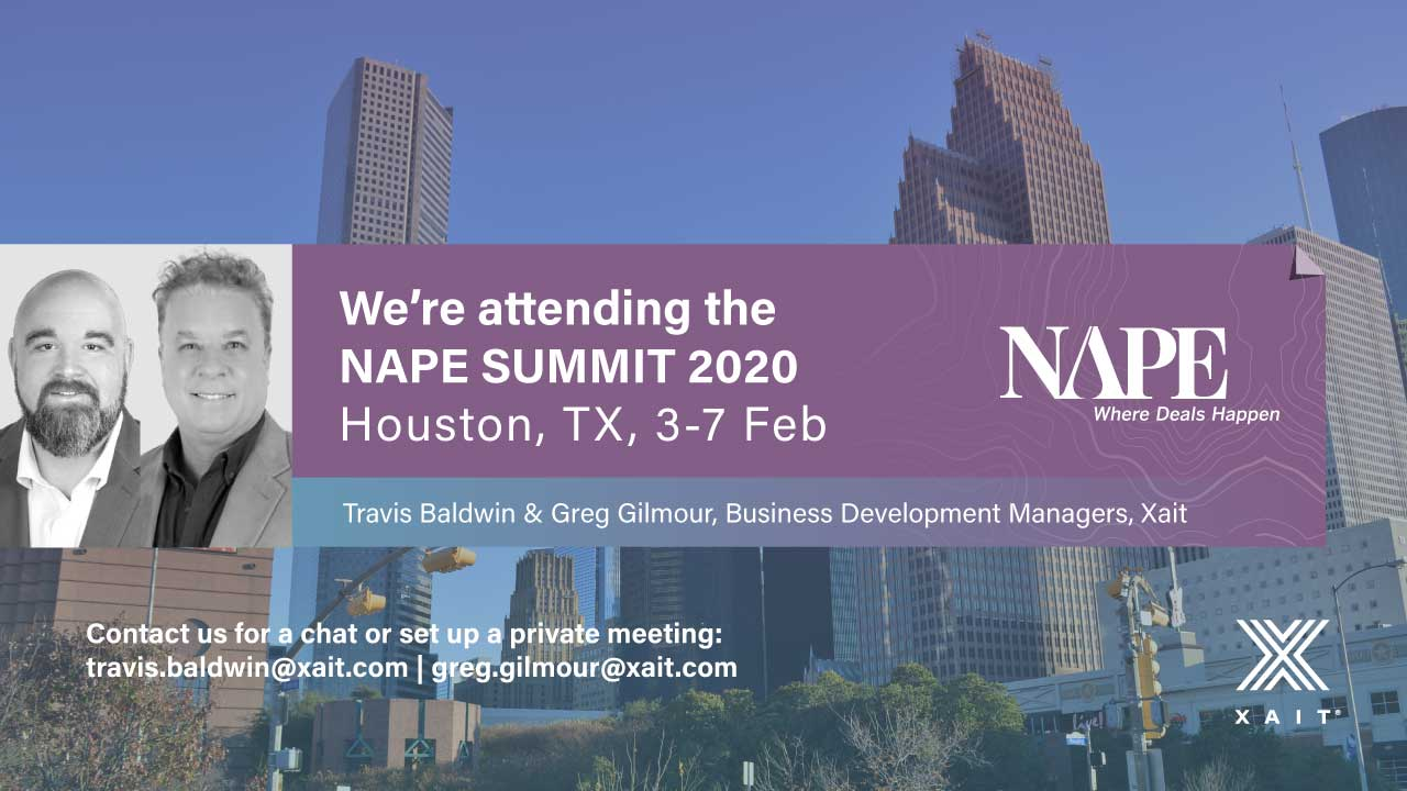 Meet Xait at NAPE Summit 2020