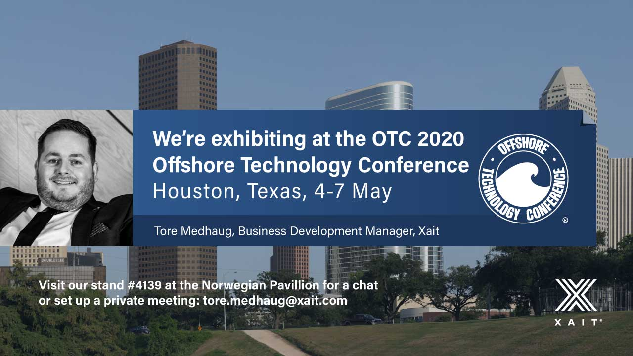 We are exhibiting at OTC Houston 2020