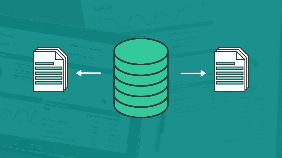 The benefits of a centralized content database